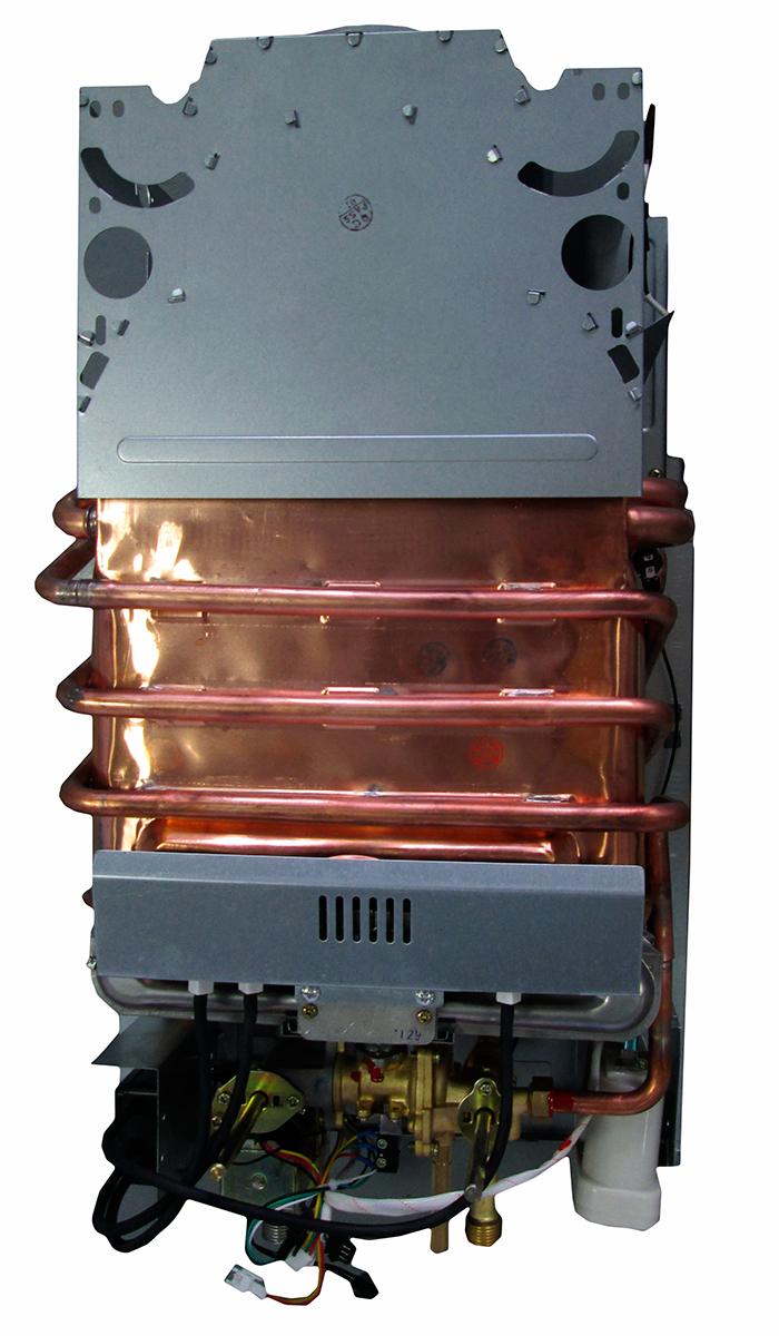 Газовый водонагреватель superflame 0320