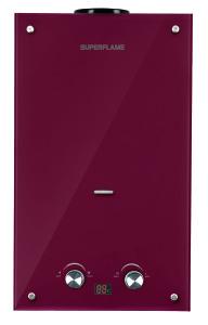 Glass wine red(Pantone 187 C)